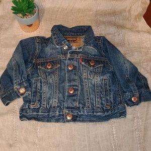 Infant Levi's Denim Jacket 6-9 Months